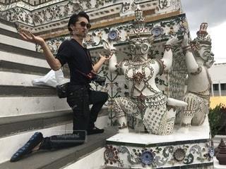 男性,サングラス,タイ