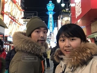 大阪旅行の写真・画像素材[1749916]