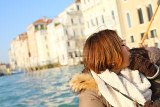 ヴェネチアの海 - No.822225