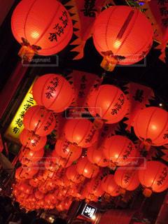 長崎県ランタン祭りの写真・画像素材[872873]