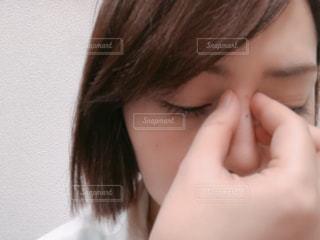悲しい女性の写真・画像素材[1788671]