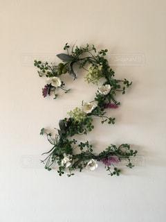 花,誕生日,フラワーアレンジ,2,造花,フェイクグリーン,ウォールデコ