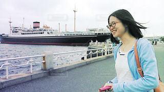 横浜海辺2の写真・画像素材[826521]