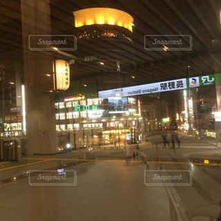 長野駅前の写真・画像素材[2771201]