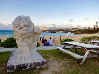 沖縄,旅行,女子旅,シーサー,沖縄旅行