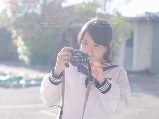 日常 × カメラの写真・画像素材[1267310]