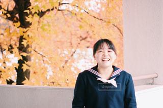 女性,10代,秋,黄色,高校生,広島,日常生活