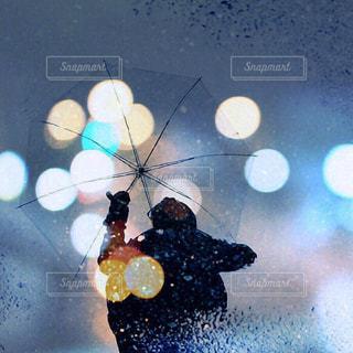 雨の写真・画像素材[830631]