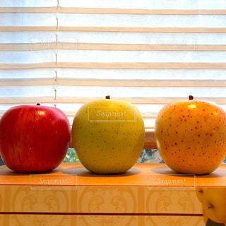 フルーツ,果物,りんご,林檎,リンゴ,フレッシュフルーツ,キタプレカフェ,神楽坂散歩