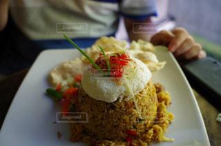 インドネシア,ナシゴレン,ジャカルタ,スカルノハッタ空港,インドネシア名物,インドネシア飯,open air cafe