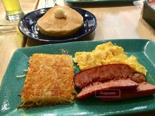 グアムの朝食の写真・画像素材[866384]