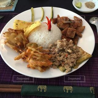 カンボジア料理の写真・画像素材[876289]