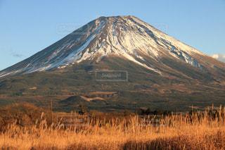 冬の富士山 - No.920669