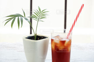 アイスコーヒーの写真・画像素材[935986]