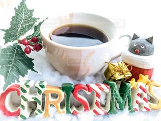 コーヒー,クリスマス,サンタクロース,珈琲