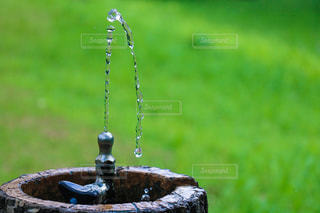 水飲み場の写真・画像素材[1326018]