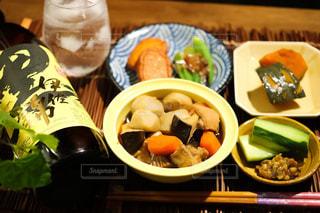 黒伊佐錦は濃い味付けの煮物がよく合いますね。の写真・画像素材[1420943]