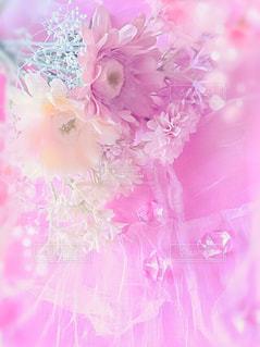 かすみ草,ピンク,花束,ピンクの花,装飾,造花,装飾品