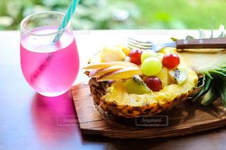 飲み物,ピンク,可愛い,自家製,フルーツバスケット,イチゴサイダー,苺サイダー