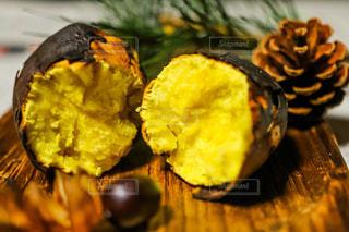 焼き芋の写真・画像素材[1463409]