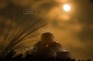 お月見の写真・画像素材[1480533]