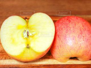 赤,フルーツ,果物,りんご,果実,新鮮,リンゴ,蜜