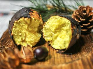 焼き芋の写真・画像素材[1804689]
