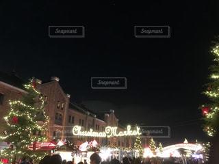 夜の街の景色の写真・画像素材[940135]