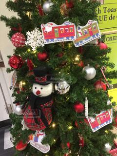 冬,クリスマス,ツリー,お飾り