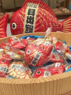 食品のボックスの写真・画像素材[1035352]