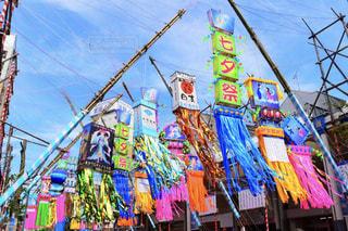 七夕祭りの写真・画像素材[1289446]