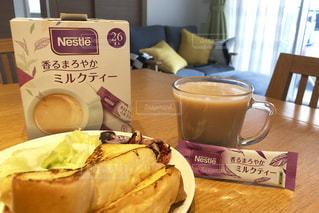 朝食の写真・画像素材[1301888]