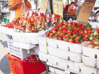 フルーツ,東南アジア,イチゴ
