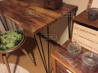古いテーブルのDIY - No.837499