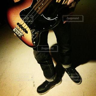 bassistの写真・画像素材[837937]