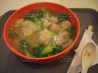 食べ物,料理,中国,麺,ラーメン,フードコート,ワンタン麺,中華人民共和国