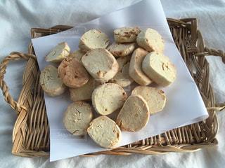 柚子のクッキーの写真・画像素材[848924]