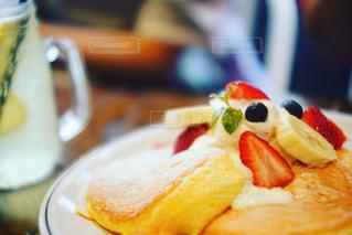 午後のパンケーキ - No.905192