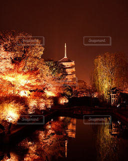 夜の街の景色 - No.907925