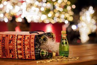 Perrierと待ちわびるクリスマスに向けての写真・画像素材[913853]