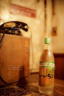 クローズ ボトルのアップの写真・画像素材[1276904]