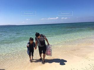 沖縄,父と娘,夏の思い出