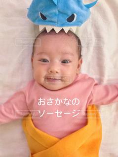 赤ちゃんソーセージの写真・画像素材[845035]