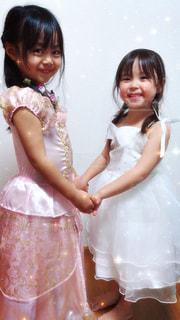 美女姉妹♡の写真・画像素材[872230]