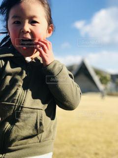 公園,女の子,休日,4歳,輝き