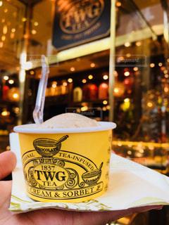 シンガポール,アイスクリーム,紅茶,マリーナベイサンズ,TWG