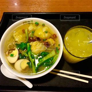 スープ,シンガポール,麺,マリーナベイサンズ,フードコート