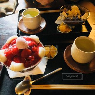 和風なカフェの写真・画像素材[885940]