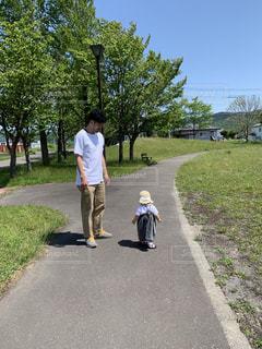 お散歩の写真・画像素材[2381822]
