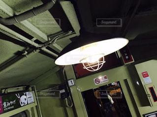 トロッコ列車の車内の写真・画像素材[907085]